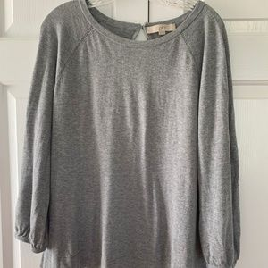 LOFT Cotton Sweater